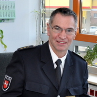 Polizeidirektor Uwe Lehne