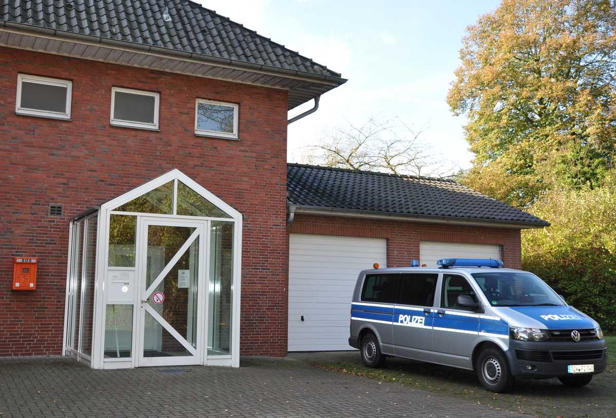 Polizeistation Fintel