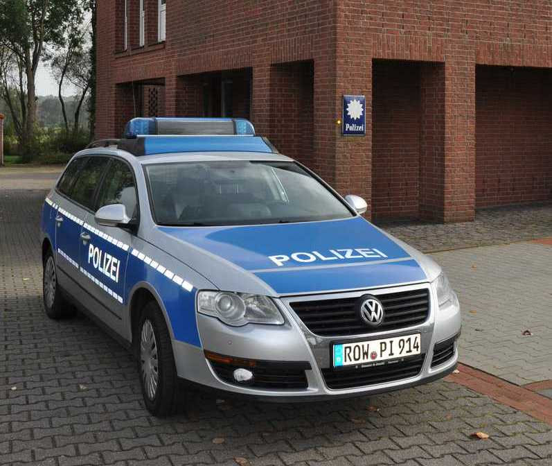 Polizeistation Oerel